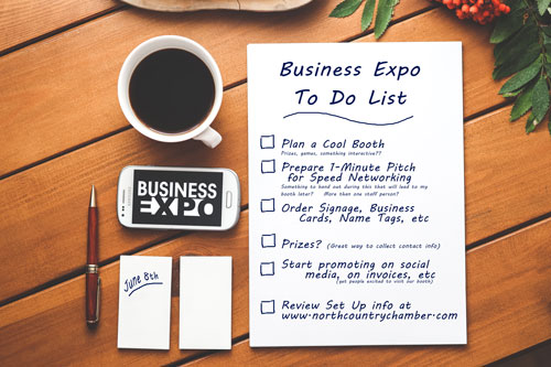North Country Chamber-Expo Exhibitor Info